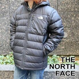 ノースフェイス THE NORTH FACE アコンカグア フーディ ダウンジャケット メンズ NF0A3KU9 JK3 L ブラック