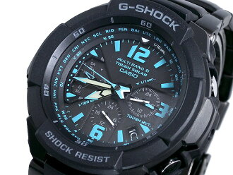 Casio CASIO G-Shock G-SHOCK sky cockpit electric wave solar watch GW3000BD-1A