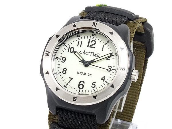 カクタス CACTUS クオーツ 腕時計 キッズ CAC-65-M12