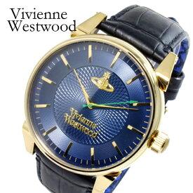 ヴィヴィアン ウエストウッド VIVIENNE WESTWOOD フィンズバリー クオーツ メンズ 腕時計 VV065NVBK