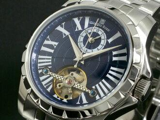 Giorgio Rossi GIORGIO ROSSI dual time Automatic Watch GR-5003-BL