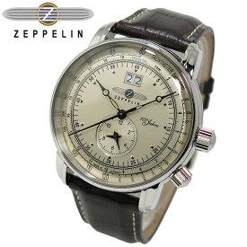 ツェッペリン ZEPPELIN 100周年 記念モデル LZ1 クオーツ メンズ 腕時計 7640-1