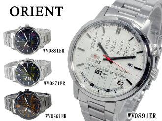 东方ORIENT时尚的&智能自动卷人手表WV0891ER国内正规