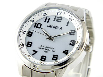 Bronica BRONICA watch BR-810M-1WH