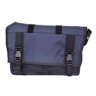 Mission work shop Monty mens Messenger bag MONTY-NAVY