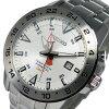Seiko sportura kinetic quartz men's watch SUN025P1 white