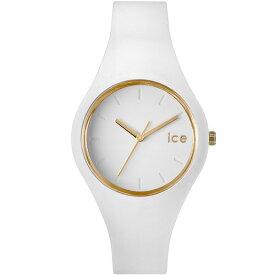 アイスウォッチ アイスグラム クオーツ レディース 腕時計 ICE.GL.WE.S.S.14 000981