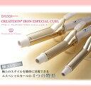 クレイツ CREATE エステカールアイロン 38mm J72612SRM