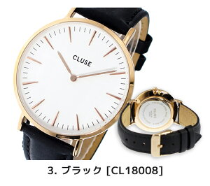 【3年保証】CLUSE腕時計クルース38mmレディースメンズローズゴールドLaBohemeラ・ボエームCL108001CL18023CL18008CL18010CL18011CL18015CL18017CL18021CL18016CL18014CL18024CL18408CL18501