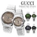 【ペアウォッチ】グッチ GUCCI Gクラス 腕時計 メンズ レディース 選べる9type クオーツ シャンパンゴールド ブラック…