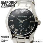 エンポリオアルマーニEMPORIOARMANI腕時計AR0680