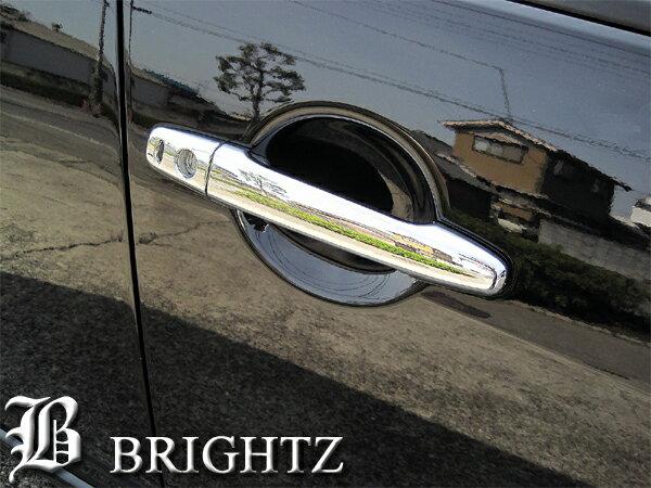 【 BRIGHTZ RVR GA3W GA4W メッキ キーオペ ドアハンドルカバー ノブ Yタイプ 】 【 DHC−NOBU−262 】