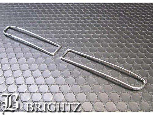 【 BRIGHTZ ウィッシュ 20 21 メッキリフレクターリング Bタイプ 】 【 REF−RIN−034 】 ZGE20G ZGE21G ZGE25G ウイッシュ リフレクターリングリムベゼルカバープレートパネルリアリヤフォグバンパーアンダーバックバッグ反射板反射鏡