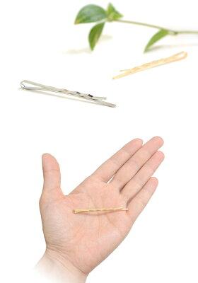 [PA251]20本入アクセサリーパーツヘアピンアメリカピン[TE]ゴールドシルバー素材材料ハンドメイドパーツ部品