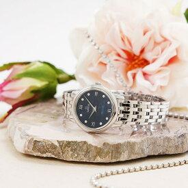 オメガ デ・ヴィル プレステージ オービス ブルー 424.10.27.60.53.003 OMEGA 新品レディース 腕時計 送料無料