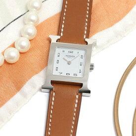 エルメス Hウォッチ HH1.210.131/VBA ナチュラルブラウン HERMES 新品レディース 腕時計 送料無料