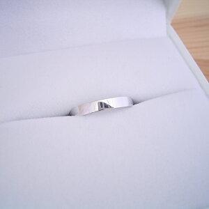 1万円 結婚指輪 マリッジリング 平打ちリング ペアリング シンプル シルバー プラチナ ケース 磨き布 ラッピング袋 メッセージカード 刻印 男女ペア 送料無料 通販