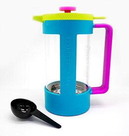 スターバックス Starbucks + Bodum フレンチプレス コーヒーメーカー 8カップ