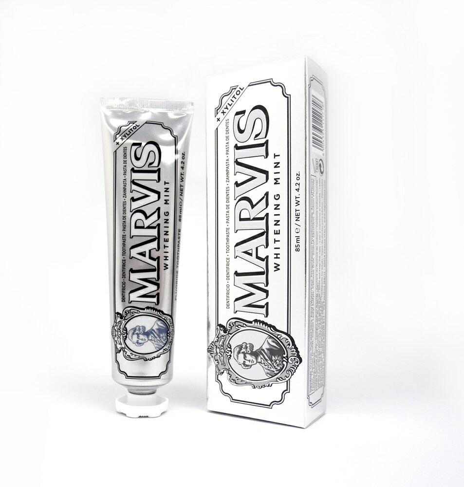 MARVIS マービス トゥースペースト 歯磨き粉 85ml 【ホワイトニング ミント】