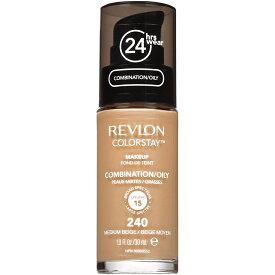 REVLON レブロン カラーステイ メイクアップ / 240 ミディアムベージュ オイリー