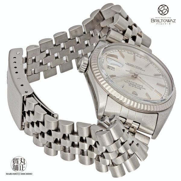 【送料無料】【あす楽】ROLEXデイトジャストRef.16014SSメンズ腕時計DATEJUSTロレックスメンズUSED【中古】【代引無料】【ブリルトワーゼ】【丸正質舗】【質屋】(573590)
