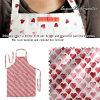 埃玛·桥水围裙/粉红赫茨Emma Bridgewater Pink Hearts Apron、英国制造10P13Dec13