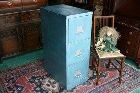 店舗什器 英国 イギリスアンティーク家具 ファイル キャビネット1950年頃 英国製16