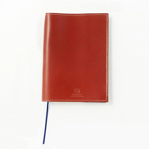 【名入れ対象(刻印)商品】【GLENROYAL/グレンロイヤル】SHINSYO BOOK COVER(フルブライドル)(ブックカバー 新書 革 レザー グレンロイヤル 誕生日 ギフト)