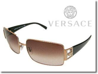 베르서치(VERSACE) 선글라스 2030 B-1053-13 골드×브라웅라데이션