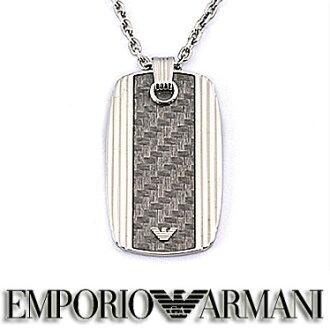 emporioarumaninekkuresu EMPORIO ARMANI EGS1685040不锈钢项链
