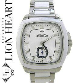 ライオンハート LION HEART 腕時計 メンズ LHW102SSV 【楽ギフ_包装】【楽ギフ_メッセ入力】【RCP】