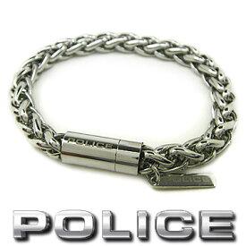 ポリス ブレスレット POLICE TEMPTATION 25135BSS01 ステンレスアクセサリー