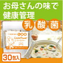 乳酸菌 ごはん 腸内フローラ 腸活 クックパワー(30包)乳酸菌入 カレー シチュウ 粉末 介護食 子供用 食べるサプリメント 健康食品