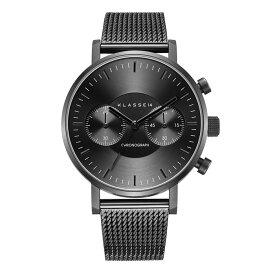 【2年保証】【正規取扱店】KLASSE14 クラス14 VOLARE CHRONOGRAPH Dark Metal 42mmklasse14 腕時計 メンズ 人気 ブランド ● 送料無料● ラッピング無料