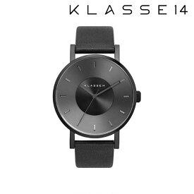 【2年保証】【正規取扱店】KLASSE14 クラス14 Volare VO14BK002W 36mm BLACK/BLACKklasse14 腕時計 ペアウォッチ レディース メンズ 人気 ブランド ● 送料無料● ラッピング無料
