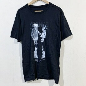 fragment design フラグメント SIX/PUNKS DEAD DEAD COWBOYS Tシャツ ブラック M【中古】【メンズ】