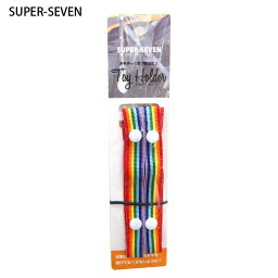 SUPER SEVEN超級市場七玩具持有人4colors(704271)SS17KZ NO IMAGE