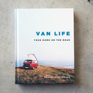 VAN LIFE バンライフ 写真集 本 VAN LIFE BOOK VL-01-001 H6L 写真 フォスターハンティントン ヴァンライフ アウトドア キャンプ キャンパー キャンピングカー ビンテージトラック フォルクスワーゲン