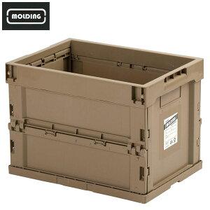 MOLDING モールディング コンテナーボックス CONTAINER BOX M 003042 収納ボックス コンテナー コンテナ コンテナボックス 収納 Mサイズ トランクケース 折りたたみ 折り畳み 整理 ミリタリー DIY ガレ