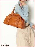 【送料無料】【トートバッグ革】【がま口バッグ】【がま口トートバッグ】【革がま口バッグ】BROOM
