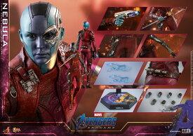 「予約品」Hottoys ホットトイズ MMS534『アベンジャーズ/エンドゲーム』 ネビュラ 1/6スケールフィギュア Avengers: Endgame - Nebula