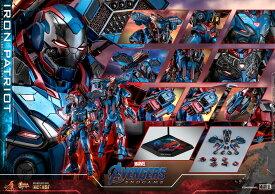 「予約品」Hottoys ホットトイズ MMS547D34 『アベンジャーズ/エンドゲーム』アイアン・パトリオット 1/6スケールフィギュア Avengers: Endgame - Iron Patriot (一般流通分)