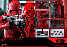 Hottoys ホットトイズ MMS544 『スター・ウォーズ/スカイウォーカーの夜明け』 シス・トルーパー 1/6スケールフィギュア Star Wars The Rise of Skywalker - Sith Trooper
