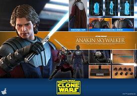 Hottoys ホットトイズ TMS019 『スター・ウォーズ:クローン・ウォーズ』アナキン・スカイウォーカー 1/6 スケールフィギュア Skywalker