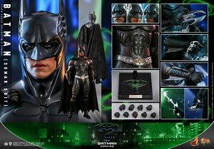 Hottoys ホットトイズMMS593 『バットマン フォーエヴァー』バットマン(ソナー・スーツ版) 1/6スケールフィギュアBatman Forever - Batman (Sonar Suit Version)(一般流通分)