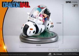5PRO Studio × BLITZWAY 悟空 と ブルマ BULMA's HoiPoi Capsule No.9 Bike ドラゴンボール 1/6 フィギュア ブリッツウェイ Dragon Ball 5PRO-LA-70201 PEN HOLDER