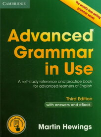 Advanced Grammar in Use Book with Answers and Interactive eBook