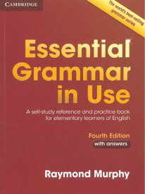 Essential Grammar in Use with Answers 4版 (英語)