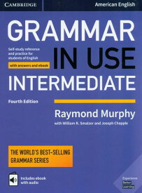 Grammar in Use Intermediate Student's Book with Answers and Interactive eBook 4版 (英語)