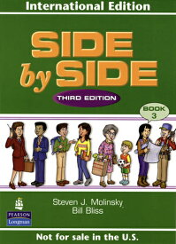 Side by Side 3 : Student Book 3版 (英語)